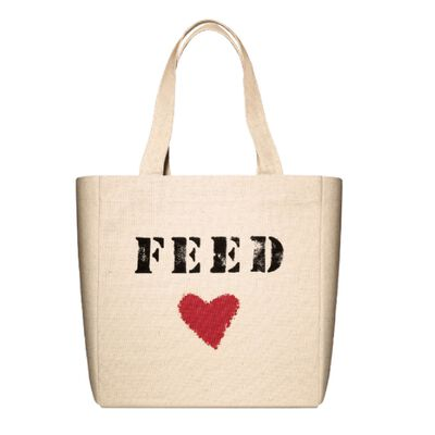 FEED バッグ