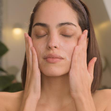 乾燥による敏感肌