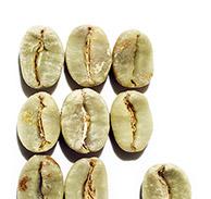 グリーンコーヒー(カフェイン:整肌成分)