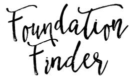 ファンデーション ファインダー