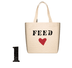 1 FEED pouch bought